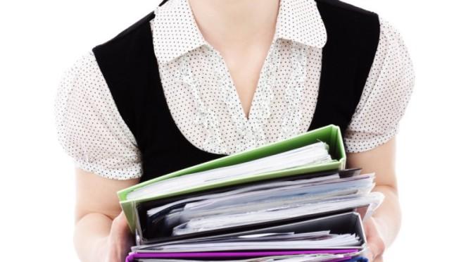 Das papierlose Büro – so einfach geht's mit Fast Bill