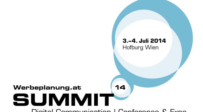Werbeplanung.at Summit + StartUp Challenge