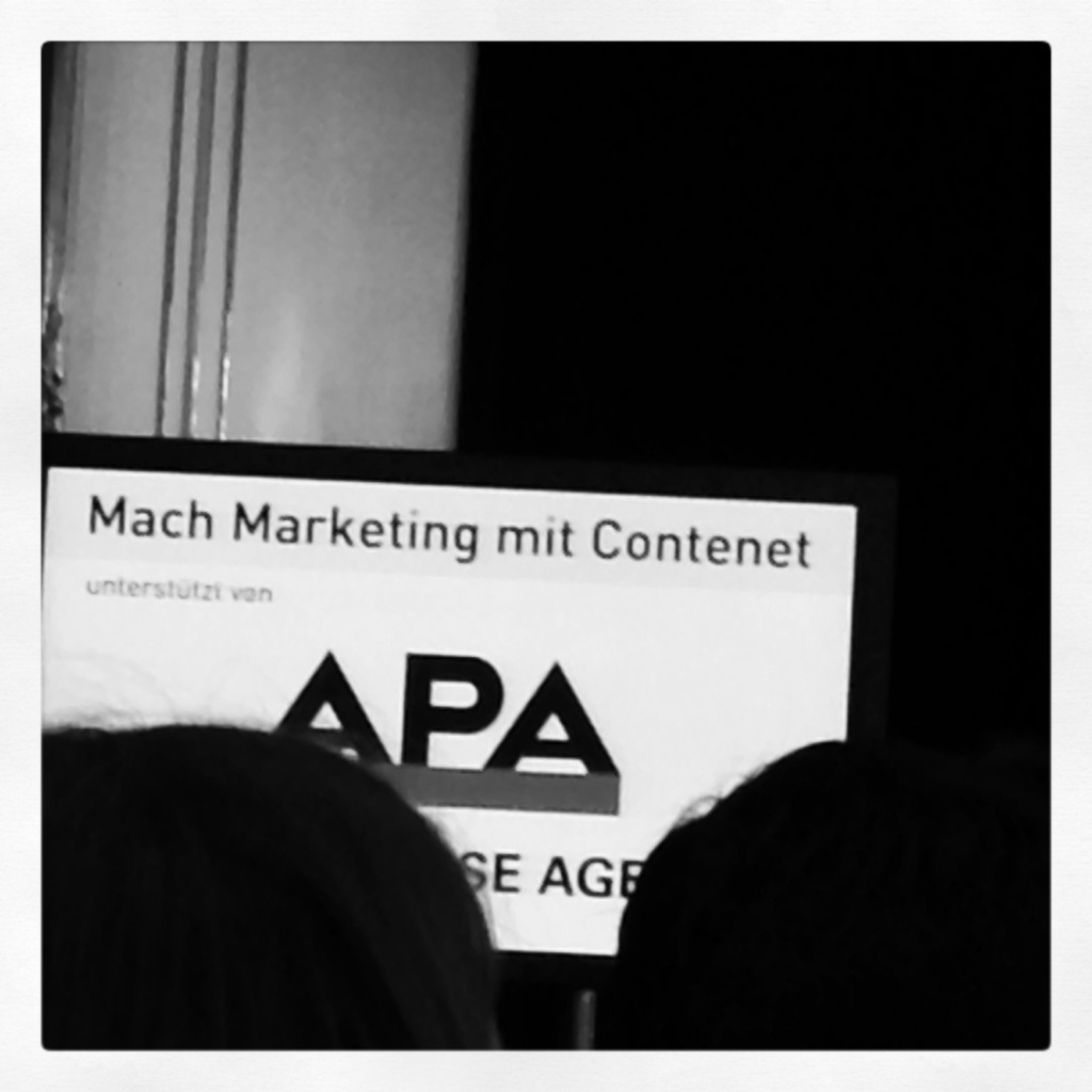 Mach Marketing mit Contenet