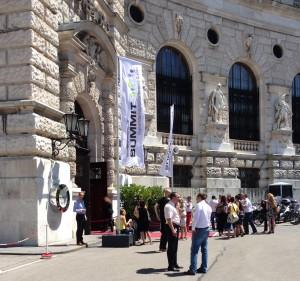 Hofburg - Werbeplanung.at Summit 14