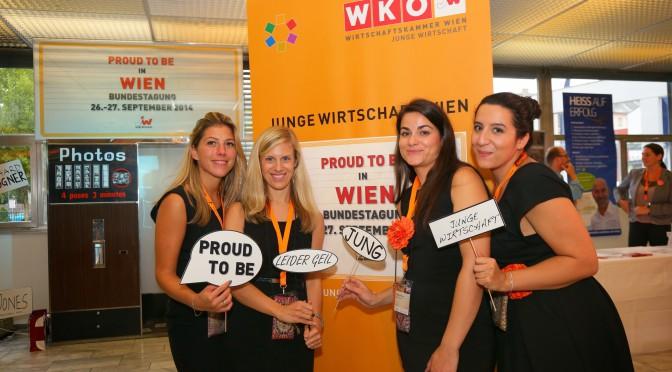 Proud to be in Wien – Die JW ruft uns in die Hauptstadt