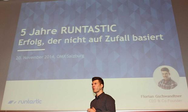 Das Gründen, die Herausforderungen und Erfolgsfaktoren von runtastic – ein Interview mit Florian Gschwandtner