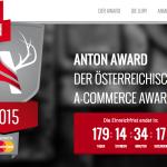 Anton Award - DER ÖSTERREICHISCHE E-COMMERCE AWARD