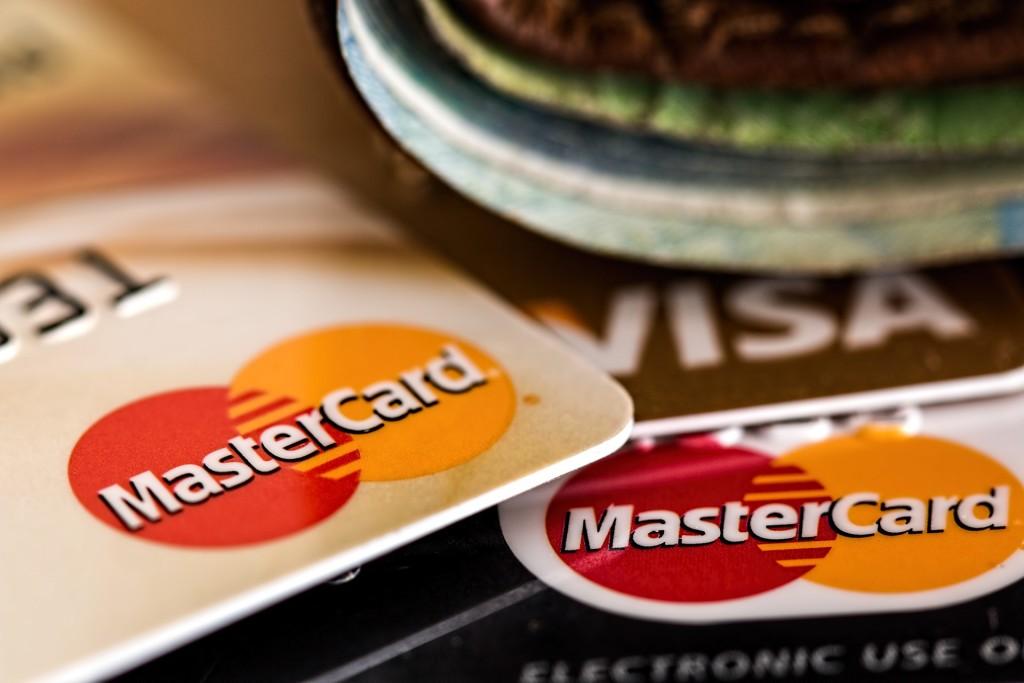 Kreditkarte, Visa und MasterCard