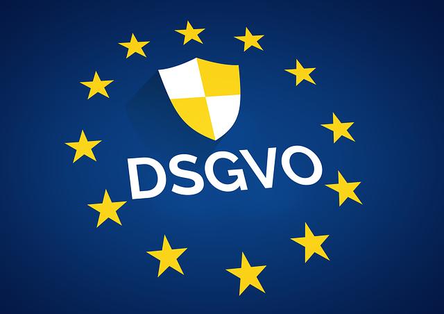 DSGVO Buchhaltung