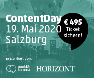 Contentday-Konferenz