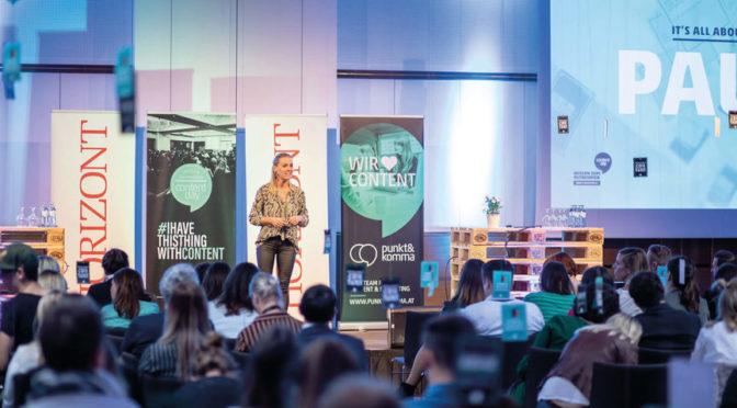 ContentDay 2020 – Die exklusivste Content Konferenz Österreichs!